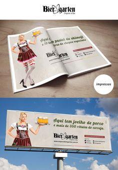 Inaugurada em 2008 a Biergarten trouxe a Ribeirão Preto um novo conceito em cervejas especiais. Inspirada em um modelo alemão, a Biergarten tornou-se um dos principais empórios da região, apresentando sabores do mundo todo e conquistando clientes cada vez mais fiéis em seus 5 anos de existência.
