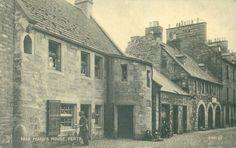 Perthshire, Perth, Fair Maid's House 1920's.