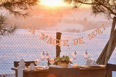 La magie de Noël: 0485   decoration de table Santex  //Banderole La Magie de Noël Ref 5535 //  #tabledefete #decorationnoel #decorationdetable #decodetable #deco #table #fete #decodetablenoel #deconoel #santex #joyeuxnoel #sachet #fourrure #sachetfourrure  #tetedecerf #cerf #banderole #magiedeNoel #etoile #sapin #pince #strass #pincestrass  #marqueplace #naturel  #assiette #gobelet #serviette #chemindetable