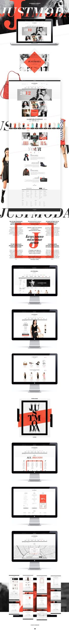 Fashion #Website