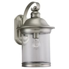 Hermitage Outdoor Wall Lantern 15.25""