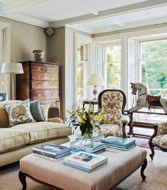 Restoring Historic English Home with Admiral Lord Nelson connection English Cottage Style, English Country Decor, English House, French Cottage, Country Style, French Country, Living Room Modern, My Living Room, Living Room Decor