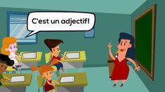La dictée 0 faute en BD France, Family Guy, Classroom, Animation, Cycle, Service, School Stuff, Writing, Elementary Schools