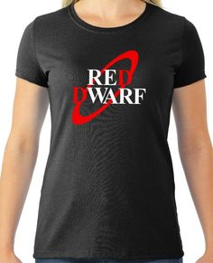 Red Dwarf, BBC2, British America- Women's Tee