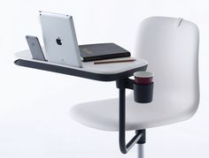 SixE-Learn: ergonomic chair with integrated desk