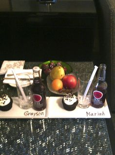 VIP amenity I'd secured for client at Four Seasons San Francisco - are you working with a Virtuoso luxury travel advisor to ensure you're not a reservation number at check in?
