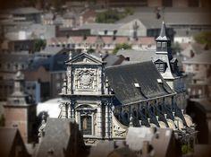 Church of Saint-Loup, Namur City, Belgium