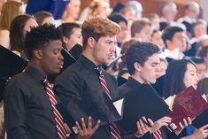 The annual Concert of Sacred Music has taken place for more than 120 years at Northfield Mount Hermon, and is a favorite alumni tradition.