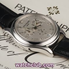 """Patek Philippe Annual Calendar White Gold - """"Full Set"""" REF: 5035G 