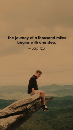 The biggest journey starts with a small step. Repin this to your own inspiration board #liveanoutstandinglife #inspiration #lifequotes #resilience #success #selfcare #dreams #career #improvement #quote #mindset #dailyinspiration #qotd #quotesIlove #accomplishment #amazingquotes #encouragingquotes #mentalhealth #selfdevelopment
