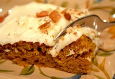 Fall-Perfect Pumpkin Spice Bars with Cream Cheese Frosting