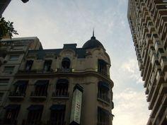 Cúpulas de Buenos Aires | Edificios de estilo y detalles en Av. Corrientes y Av. Callao