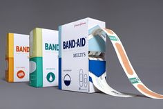 bandaid packaging - Google Search
