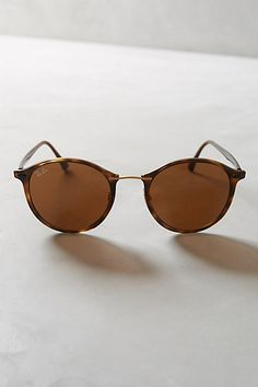 Ray-Ban Light Ray Round Sunglasses #anthropologie