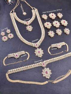 Exclusive American Diamond Bridal Sets for Wedding Occasions - HiFlame14.com