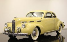 1940 LaSalle Series 52 Special Coupe