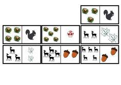 Domino stenen herfst (1) Groep 1/2