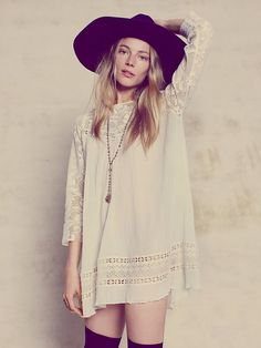 Free People FP ONE Fly Away Tunic, $108.00