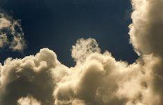 Wolken am Meer, Foto: S. Hopp