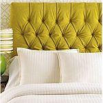 Stylish home: Tufted furniture