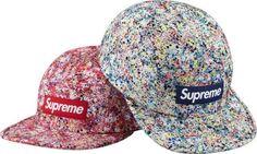 ... 4 14 16 NTW never worn Nylon camo camp hat with black boxlogo Supreme  Supreme Accessories Hats