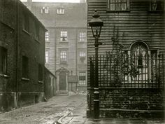 Lost London -The sad story of Wellclose Square Stepney
