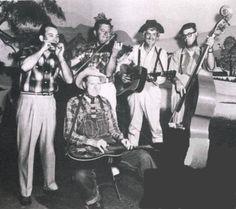 ROY ACUFF & THE SMOKY MOUNTAIN BOYS (1949)