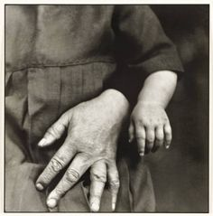 August Sander - hands