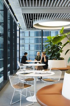 Swiss Re, Sydney by HASSELL