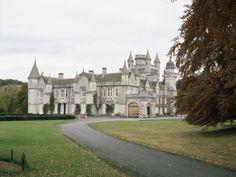 Balmoral Castle, Aberdeenshire, Highland Region, Scotland, United Kingdom Photographic Print