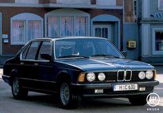 1980 BMW 745i
