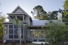 Nice feel: Home of the Year - traditional - exterior - charleston - Wayne Windham Architect, P.A.