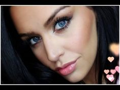 Victoria's Secret Fashion Show Makeup 2012 (Full Face!)-- she has the best makeup tutorials