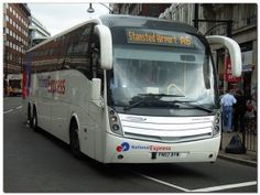 Step by Step Travel By Bus From London To Brighton And Hove  #London #stepbystep