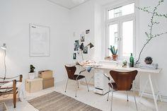 Un apartamento con una luz especial | Decorar tu casa es facilisimo.com