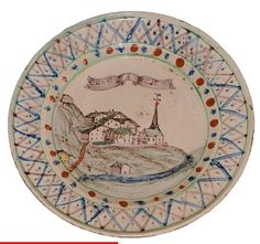 Die Hafner Lötscher in St. Antönien. Zur bedeutenden Keramikproduktion des 19. Jhs. in einer Walsersiedlung des Prättigaus | Andreas Heege - Academia.edu Andreas, Saints, Plates, Tableware, Human Settlement, Swiss Guard, Licence Plates, Dishes, Dinnerware