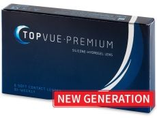 TopVue Premium (6čoček) - TopVue