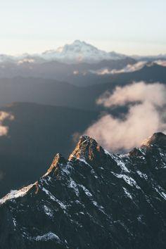 alecsgrg:  Central Cascades Washington | ( by Dylan Furst )