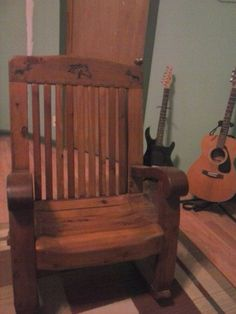 Superb Rockerman Of Texas In Weatherford, TX Rockerman Of Texas Produces The  Finest Hand Crafted Texas Furniture... Our Western Cedar Rockers, Benches,  Chairs, ...