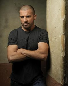 Dominic Purcell (Lincoln Burrows in Prison Break)