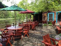 Wisconsin restaurants that are on a river !