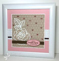 The Tour de Freaks Blog Hop theme this month was to have a sneak peek of the new Occasions Mini and SAB stuff.  I LOVE the new Rose Garden thinlit and used that for my card and 3D item.  For all the details and to start the hop, visit my blog... http://stampercamper.com/2015/12/19/tour-de-freaks-december-2015/