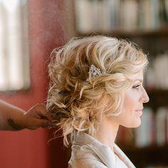 Gorgeous Wedding Hairstyles (New!)