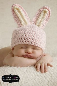adorable bunny hat
