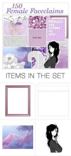 """""""--- 150 female faceclaims"""" by natasha-maree13 ❤ liked on Polyvore featuring art, polyvoreeditorial and monstersluttips"""