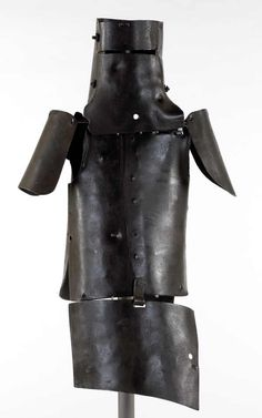 Suit of armour worn by Ned Kelly