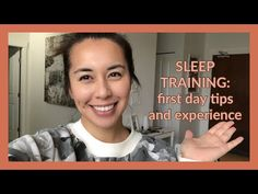 I've heard that sleep training can be hard but WOW it is draining! Here is my first experience with sleep training and I wanted to share with you how I went . One Day, Things I Want, Sleep, Training, Tips, Youtube, Baby, Advice, Newborns