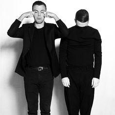 Theo Hutchcraft & Adam Anderson