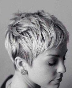 1,813 Likes, 25 Comments - Short Hairstyles Pixie Cut (@nothingbutpixies) on Instagram