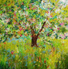 'Apple Tree' by Julie Dumbarton
